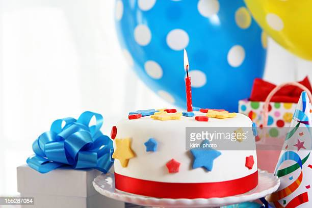Enjoyable Birthday Cake Presents Stock Pictures Royalty Free Photos Funny Birthday Cards Online Sheoxdamsfinfo