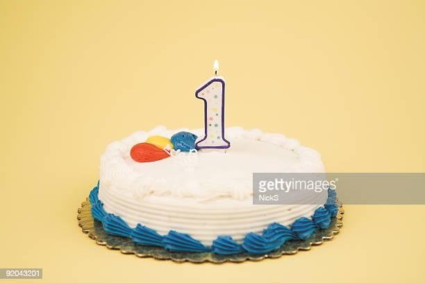 Birthday Cake Number Series (1)