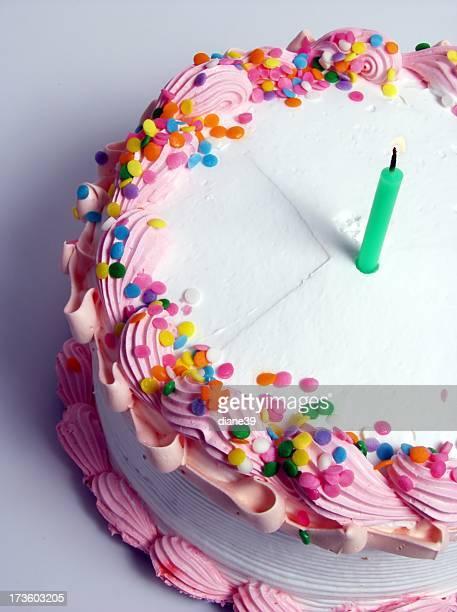 Geburtstagstorte (vertikal