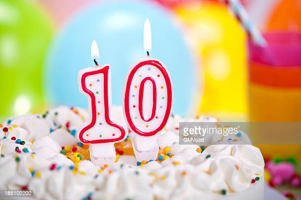 birthday cake - anniversary stock pictures, royalty-free photos & images