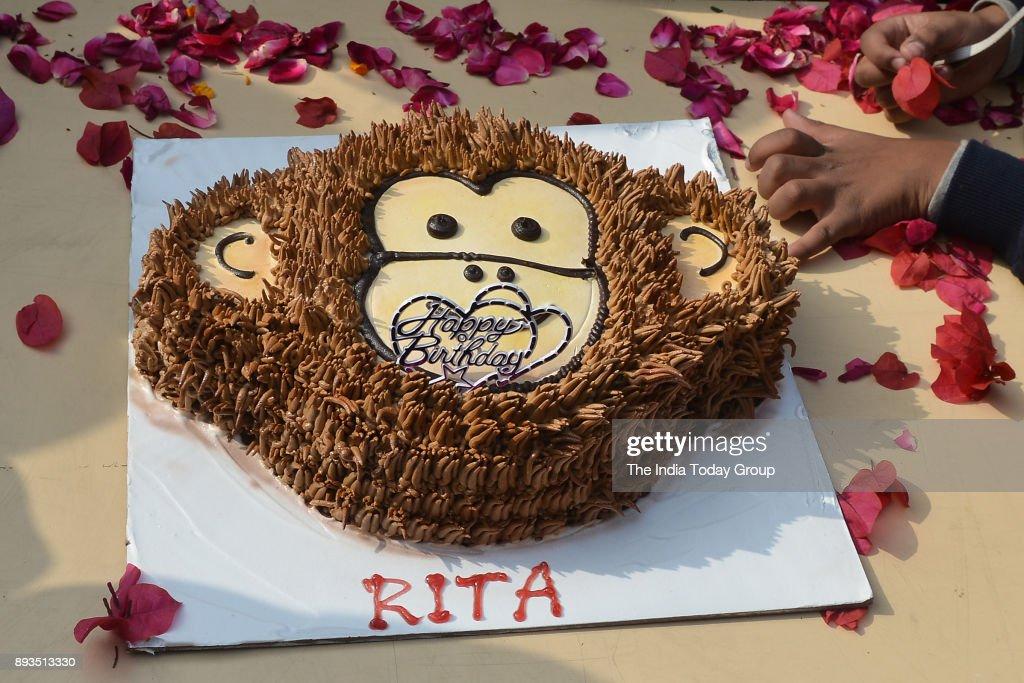 Terrific A Birthday Cake To Celebrate The Birthday Of Rita A 58 Year Old Funny Birthday Cards Online Elaedamsfinfo