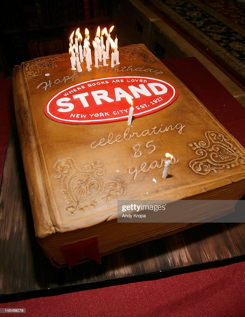 The Strand Bookstores 85th Birthday Celebration News Photo