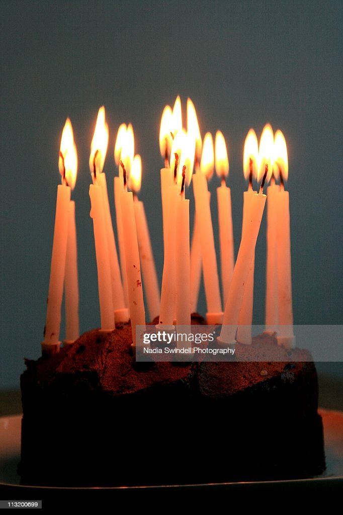Phenomenal Birthday Cake With Candles High Res Stock Photo Getty Images Funny Birthday Cards Online Alyptdamsfinfo