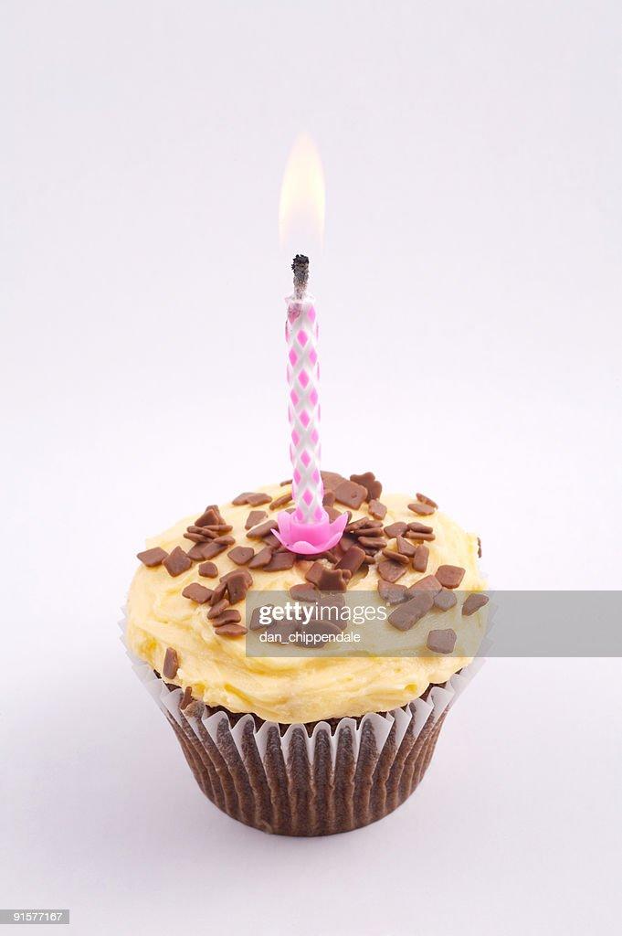 Geburtstag Cupcake Stock Foto Getty Images