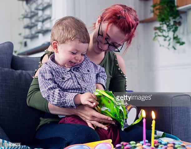 Birthday of baby boy