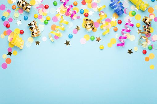 Birthday party background. 1127386041