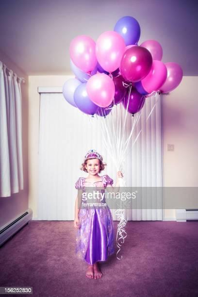 Birthday Party Balloons