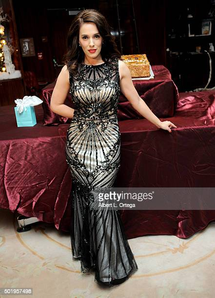 Birthday Party For Christina DeRosa held at Mr C Beverly Hills on December 18 2015 in Beverly Hills California