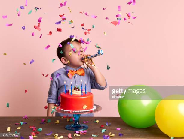 Birthday party for cute child.