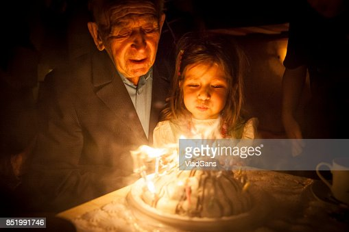 Birthday party for Great grandfather