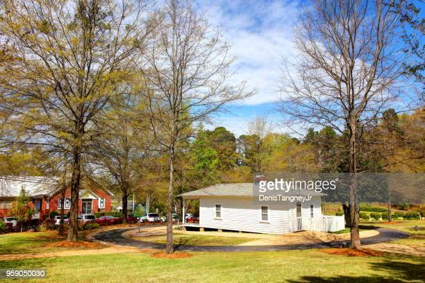 birthplace of elvis presley - birthplace stock photos and pictures