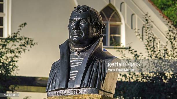 Birthplace of Martin Luther, Eisleben, Germany