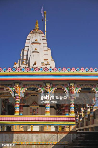 birthplace of swaminarayan gopalanand, todla, idar, sabarkantha, gujarat, india - 名作 発祥の地 ストックフォトと画像