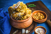 Biryani is a mixed rice dish with its origins among the Muslims of Indian subcontinent.