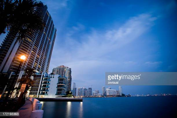biscayne bay - coral gables stock pictures, royalty-free photos & images