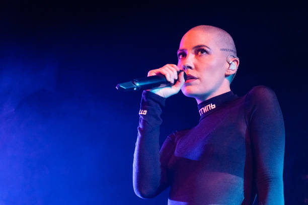 GBR: Bishop Briggs Performs At Islington Assembly Hall, London