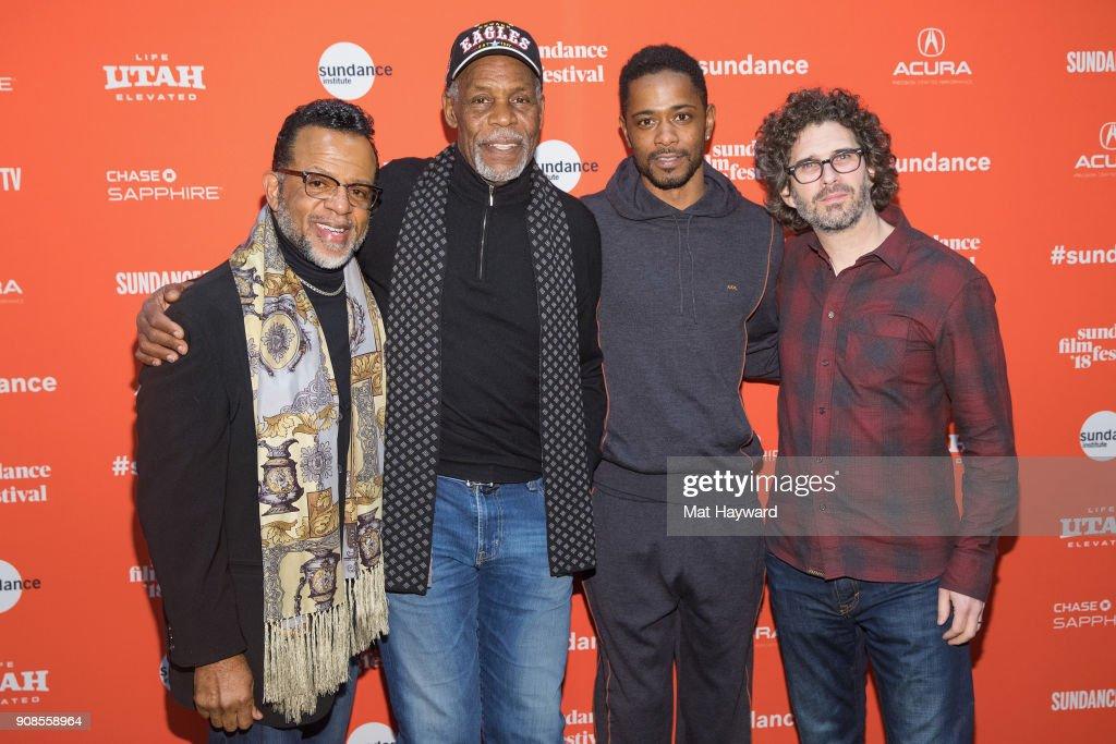 """Come Sunday"" Red Carpet Premiere - 2018 Sundance Film Festival - 2018 Park City"