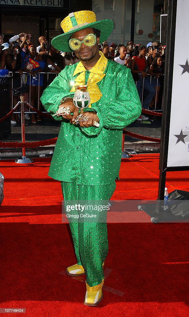 The 3rd Annual BET Awards - Arrivals