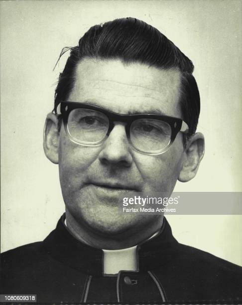 Bishop Francis Carroll, of Wagga Wagga, talks of Catholics who are defying the pope and are still useing the Tridentine Mass. August 31, 1976. (Photo...