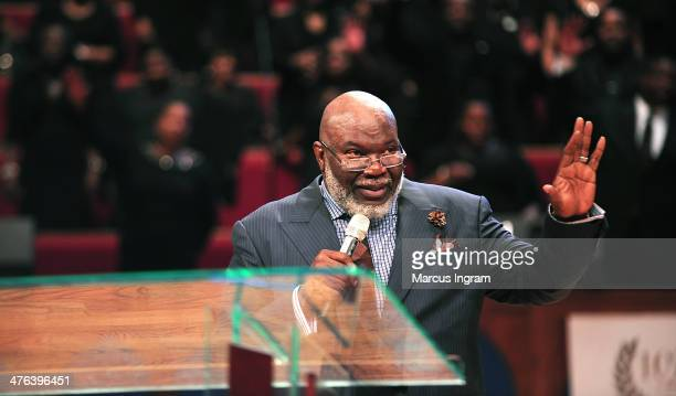 60 Top Bishop T D  Jakes Pictures, Photos, & Images - Getty Images