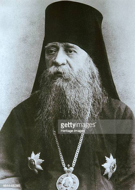 Bishop Nikon of Serpukhov, c1900s-c1910s. Found in the collection of the State Museum of History, Moscow.