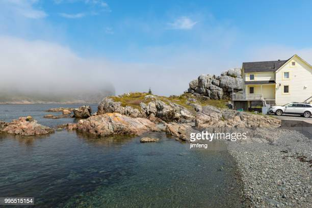 bishops harbour - hart island stock pictures, royalty-free photos & images