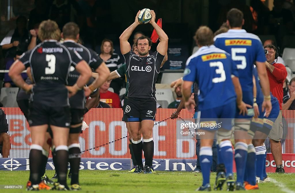 Super Rugby Rd 16 - Sharks v Stormers : News Photo