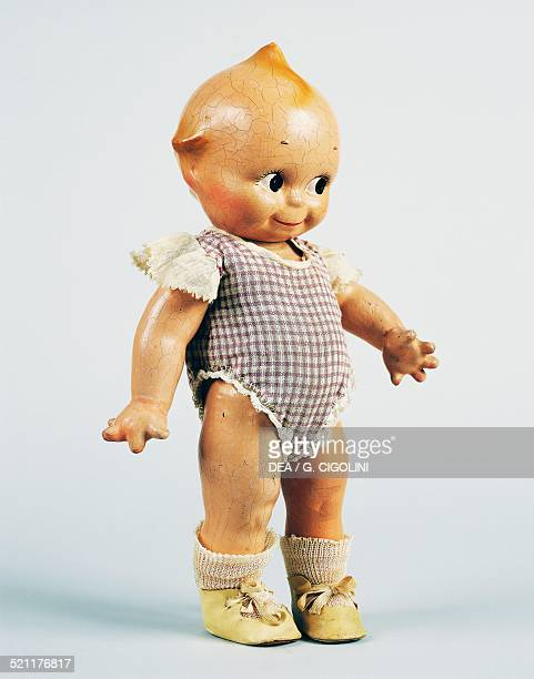 Bisque Kewpie doll designed by Rose O'Neill United States of America 20th century United States