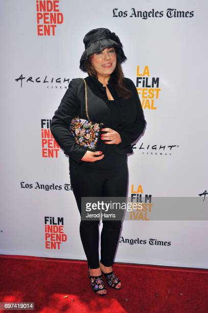 Bita Alahyan attends Shorts Program 5 during 2017 Los Angeles Film Festival at Arclight Cinemas Culver City on June 18 2017 in Culver City California