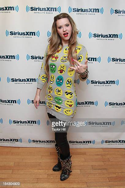 Nadia giosia getty images bitchin kitchen host nadia g visits the siriusxm studio on october 17 2012 in new voltagebd Images