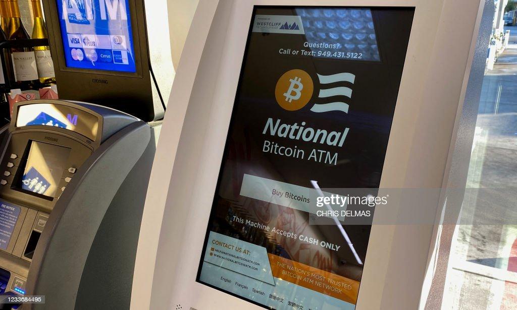 Perché i bancomat Bitcoin si presentano in punti dispari in tutto il paese?
