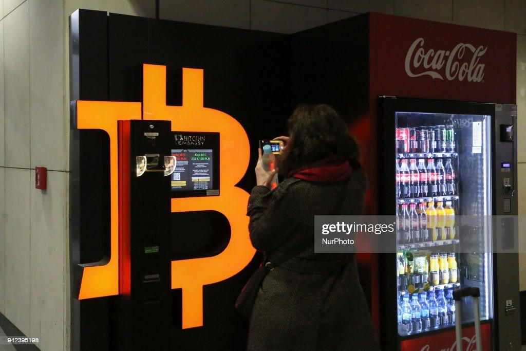 Bitcoin Embassy ATM : News Photo