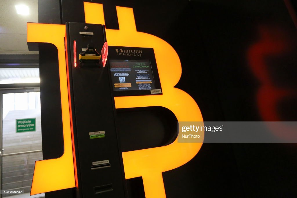 Bitcoin embassy atm