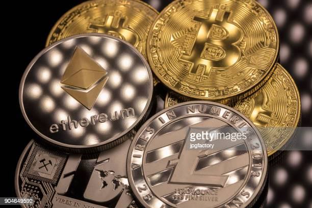 bitcoin ethereal and litecoin
