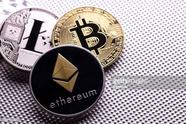 bitcoin ethereum and litecoin
