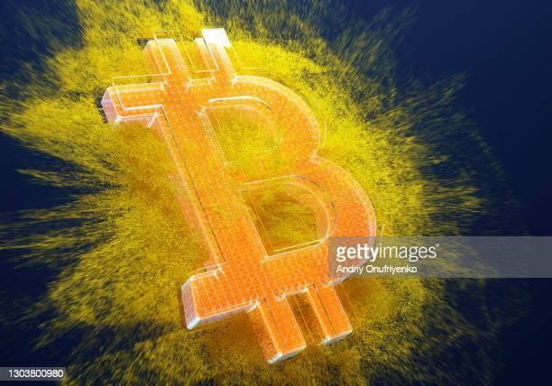 Bitcoin explosion.