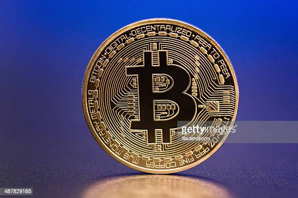 bitcoin - bitcoin stockfoto's en -beelden