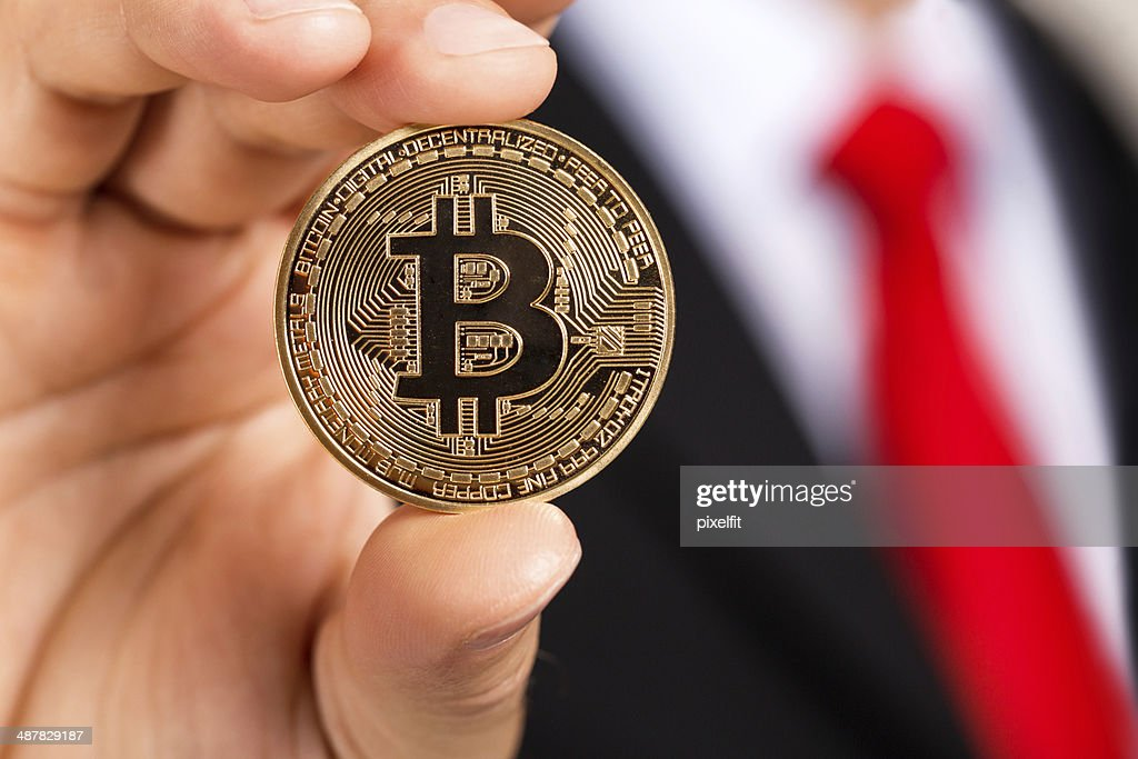 Bitcoin High-Res Stock Photo - Getty Images