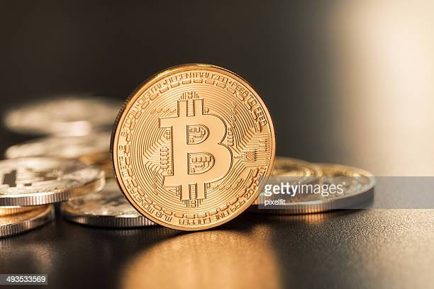 bitcoin - crypto monnaie photos et images de collection