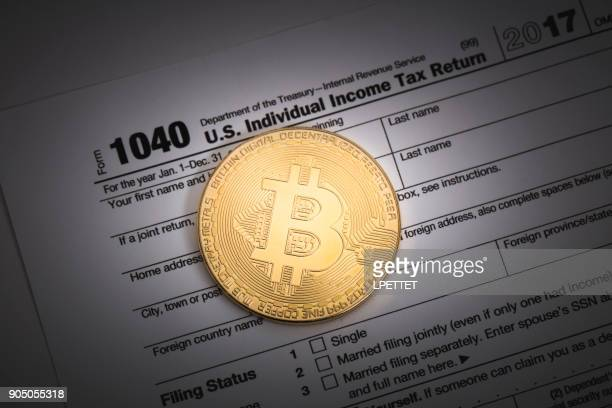 bitcoin - cryptocurrency stock photos and pictures