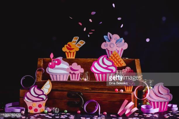 Bite the Cupcake. Part 4