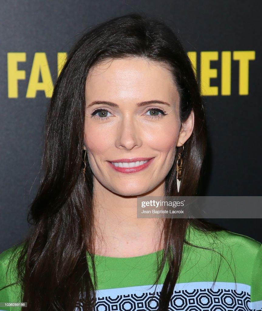 "Premiere Of Briarcliff Entertainment's ""Fahrenheit 11/9"" - Arrivals : News Photo"