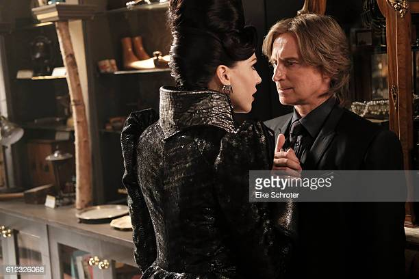 "Bitter Draught"" - When a mysterious man from the Land of Untold Stories, who has a past with the Evil Queen, arrives in Storybrooke, David and Snow..."