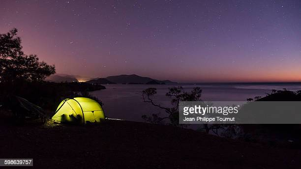Bivouac by the Aegean Sea, Southern Turkey