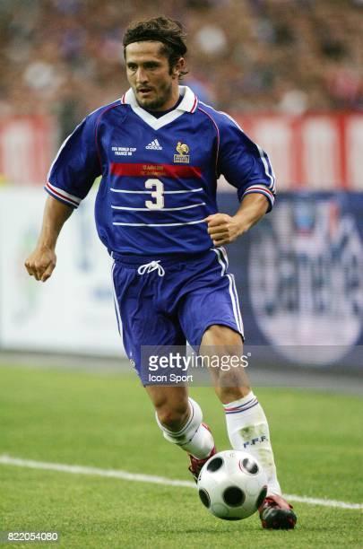 Bixente LIZARAZU France 98 / Selection Mondiale Celebration des 10ans de la victoire en Coupe du Monde 1998 Stade de France
