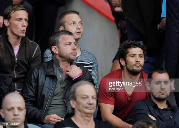 Bixente LIZARAZU / Clement CHANTOME PSG / Lille 37eme journee de Ligue 1