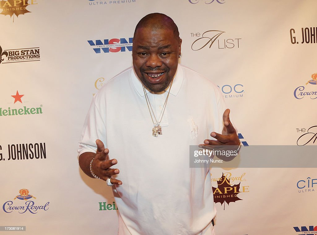 Biz Markie attends The Luxury All White Everything party at Metropolitan Nightclub on July 5, 2013 in New Orleans, Louisiana.