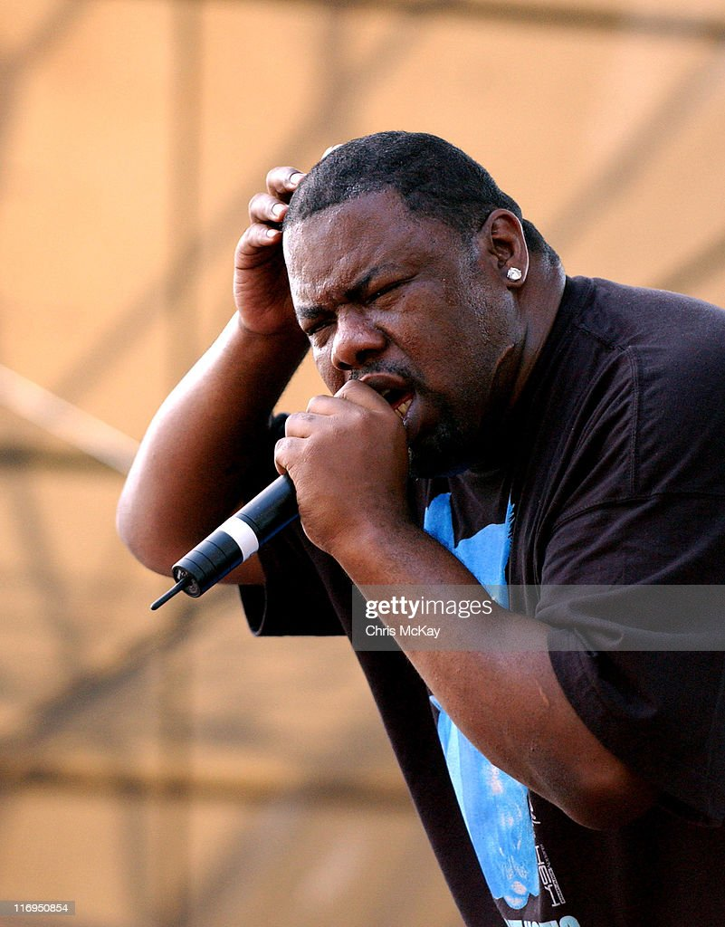 Biz Markie during 12th Annual Music Midtown Festival - Day 3 at Midtown and Downtown Atlanta in Atlanta, GA, United States.