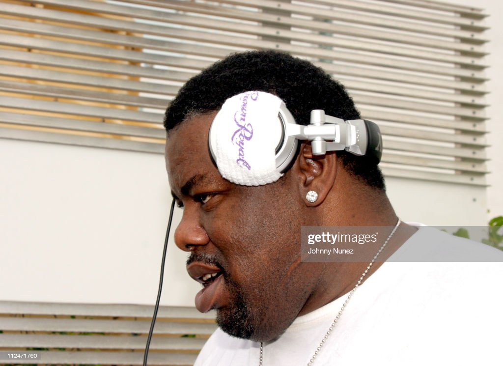 DJ Biz Markie during 2005 MTV VMA - John Singelton Party Hosted by DJ Biz Markie and Snoop Dogg at Sanctuary Hotel in Miami, Florida, United States.