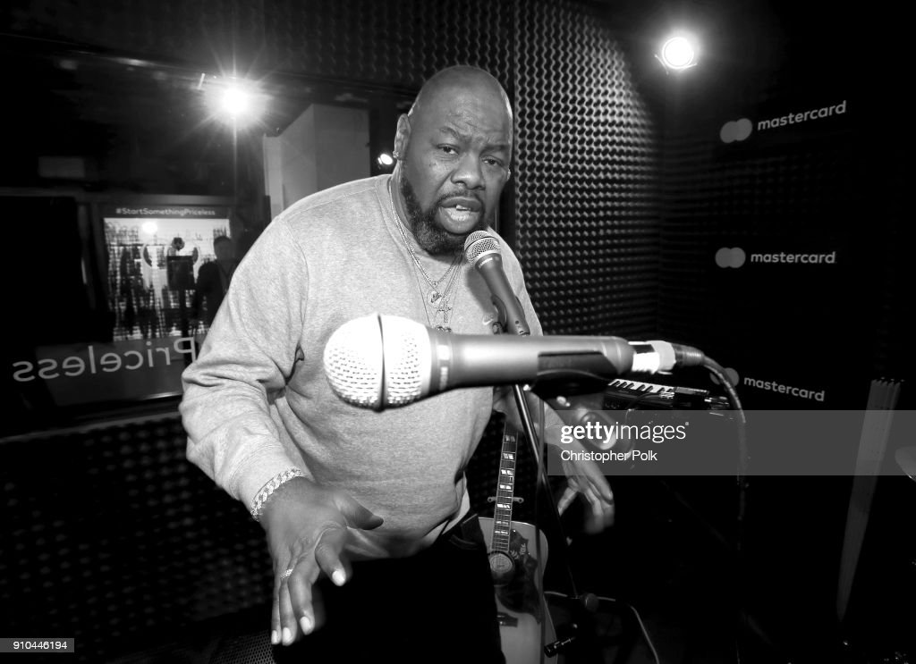 #TBT Night Presented By BuzzFeed and Mastercard with Slick Rick, EPMD, Big Daddy Kane, Biz Markie, and Ghostface Killah with Raekwon : News Photo